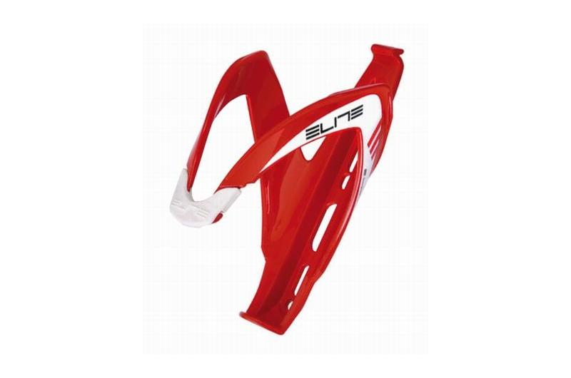 Elite košík custom race macia bílo-červený