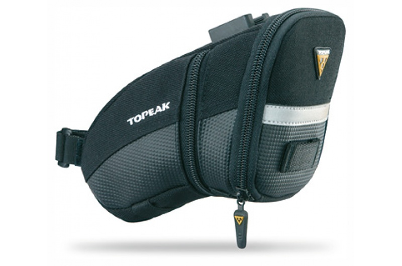 TOPEAK brašna Aero Wedge Pack Medium fix25