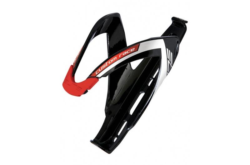 Elite košík custom race macia černá/červená