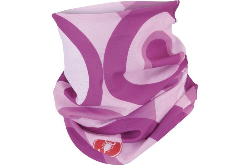 CASTELLI šátek buff Head Thingy magenta