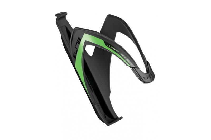 Elite košík custom race macia černá/zelená matná