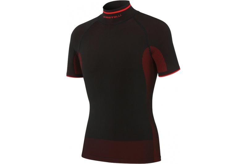 CASTELLI funkční triko Iride krátký rukáv černá