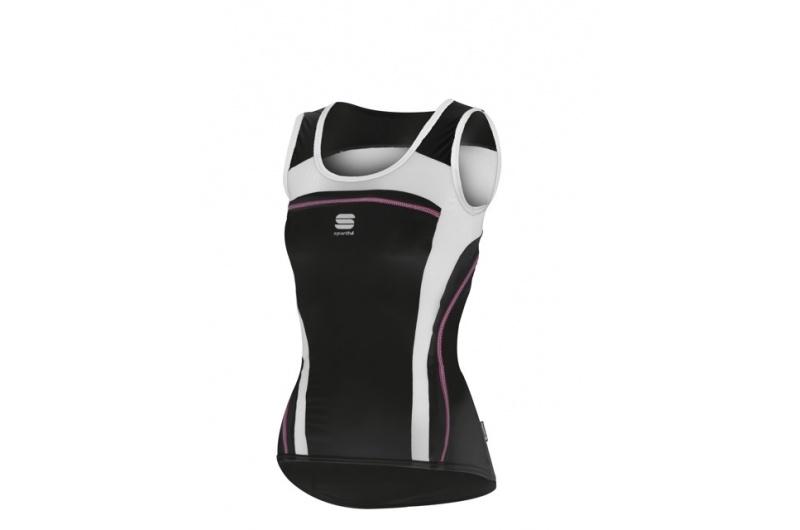 SPORTFUL dres bez ruk. dámský Sportful Anakonda Canotta černá