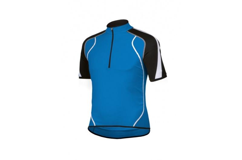 SPORTFUL dres kr. ruk.dětský Wing 12 modrá