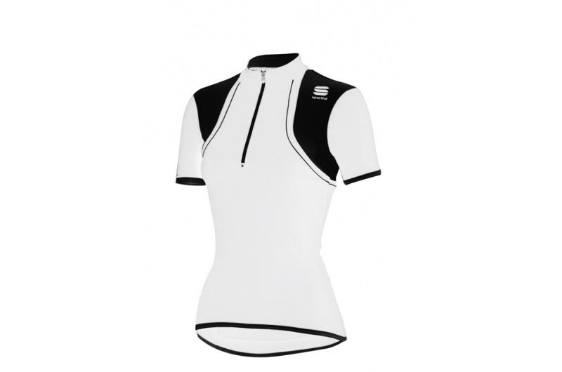 SPORTFUL dres krátký ruk.dáms. Sportful Siren bílá