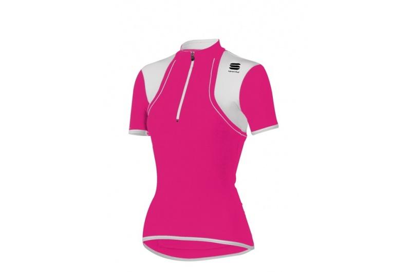 SPORTFUL dres krátký ruk.dáms. Sportful Siren růžová