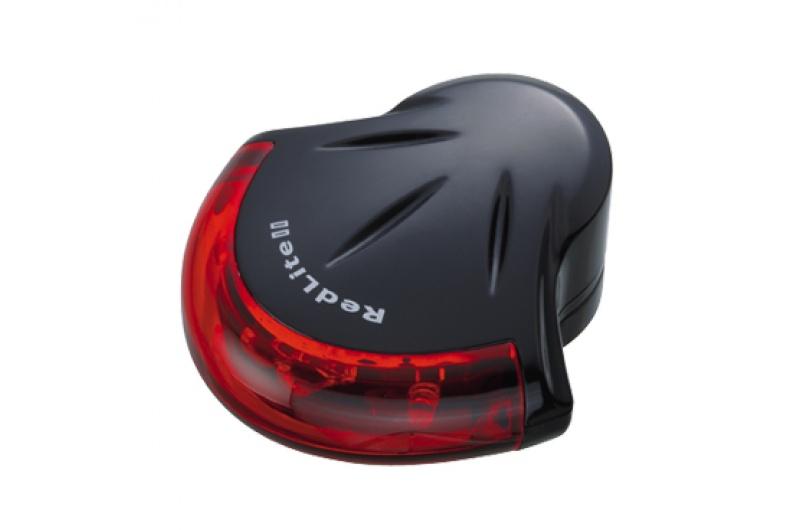 TOPEAK světlo zadní RedLite™ II, black