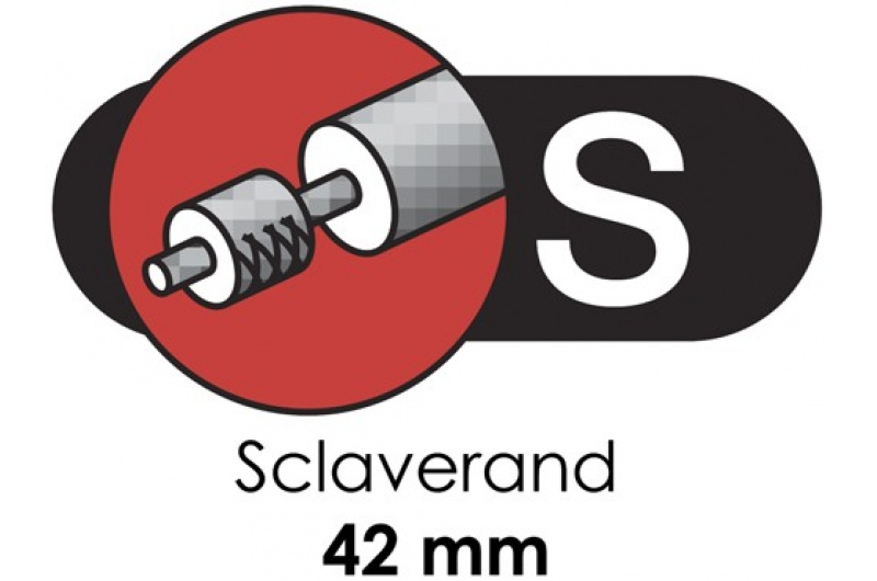 CONTINENTAL duše MTB 26 47/62-559 Gal. 42mm