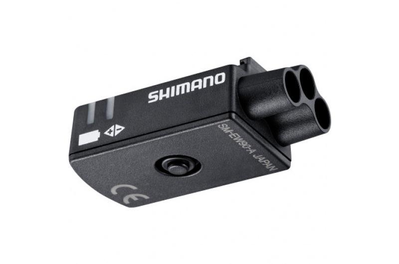 SHIMANO propojka SM- EW90 - A DURA-ACE Di2 pro běžná řidítka 3 port