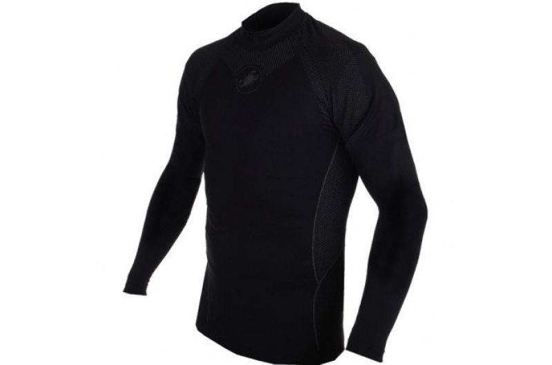 CASTELLI funkční triko Airco dlouhý rukáv černá