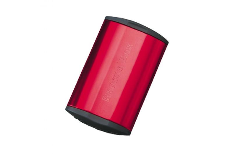 TOPEAK lepení záplaty Rescue Box, Red