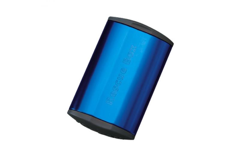 TOPEAK lepení záplaty Topeak Rescue Box, Blue