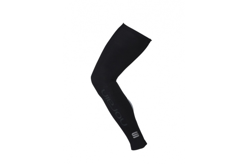 SPORTFUL návleky na nohy No-rain černá