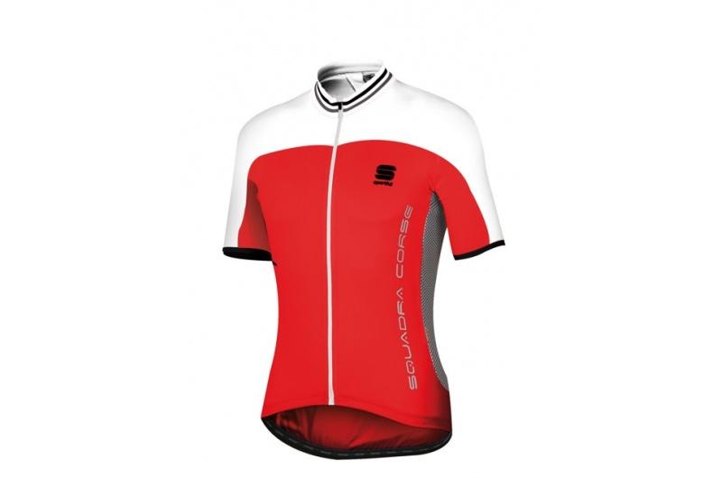 SPORTFUL dres krátký rukáv Tour 12 červená