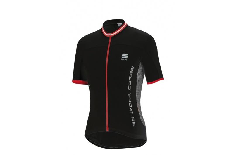 SPORTFUL dres krátký rukáv Tour 12 černá