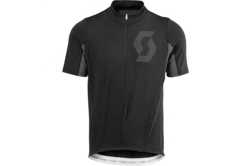SCOTT dres krátký ruk.páns. Helium Icon černá