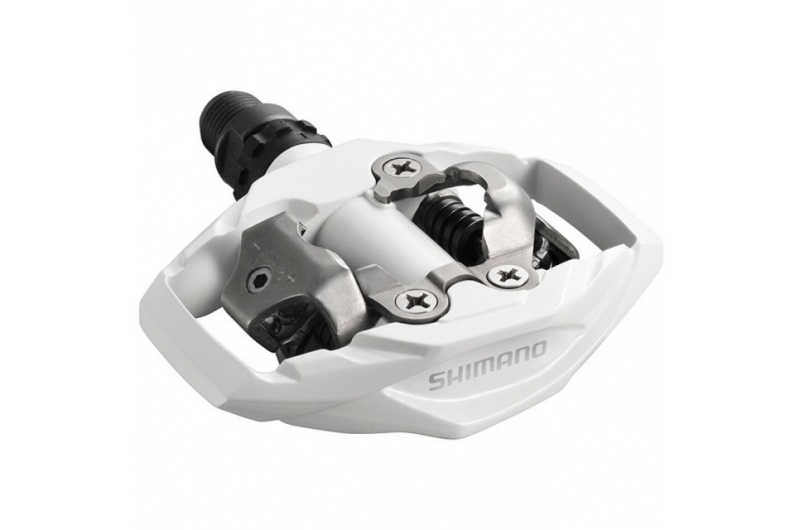SHIMANO pedály MTB PD-M 530 W 1/2 SPD