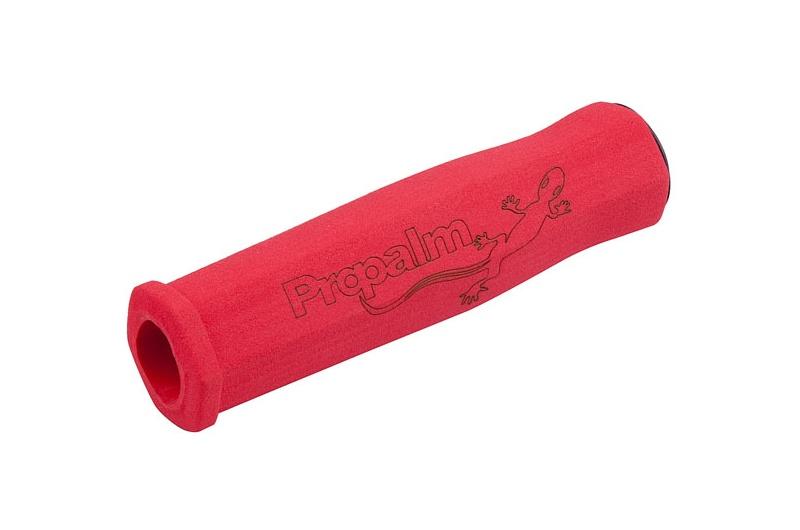 grip PRO-T Propalm tvrzený molitan červený