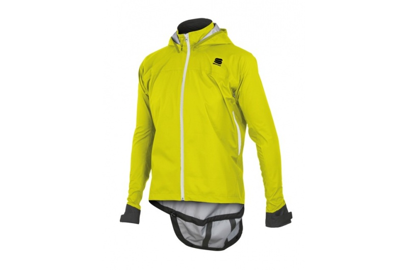 SPORTFUL bunda UK Rain neon