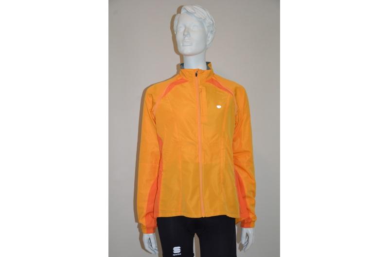 PEARLiZUMi bunda/vesta dámská Vagabond Jacket Vest oranžová