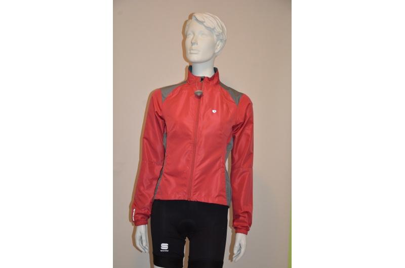 PEARLiZUMi bunda dámská Whisper Jacket červená