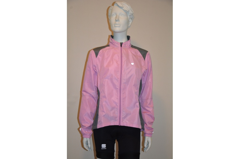 PEARLiZUMi bunda dámská Whisper Jacket růžová