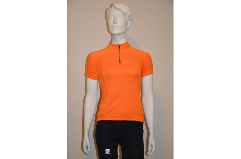 SPORTFUL dres dámský krátký rukáv ESSENTIAL oranžová