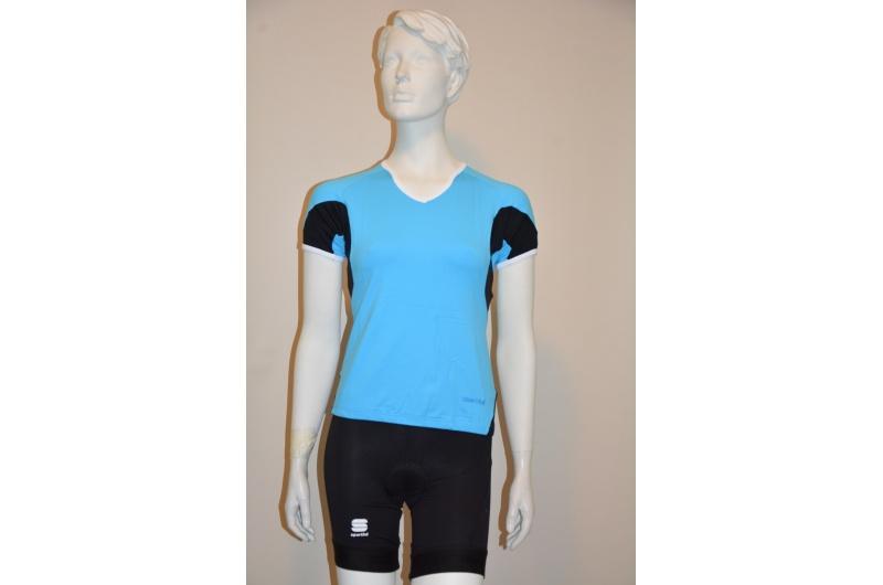 SPORTFUL dres krátký rukáv WINKY STRETCH dámský modrá