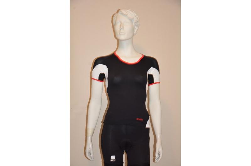 SPORTFUL dres krátký rukáv WINKY STRETCH dámský černá
