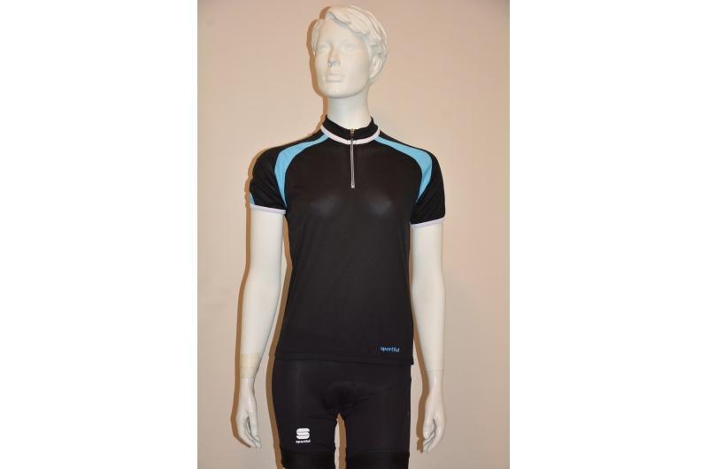 SPORTFUL dres dámský krátký rukáv WINKY Comfort černá