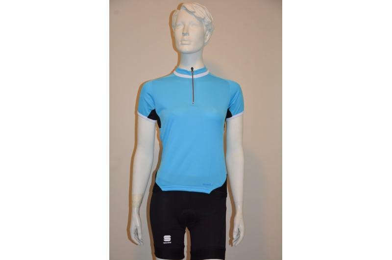 SPORTFUL dres dámský krátký rukáv WINKY POP modrá