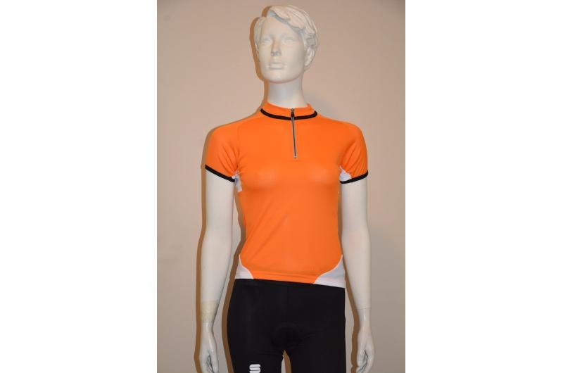 SPORTFUL dres dámský krátký rukáv WINKY POP oranžová