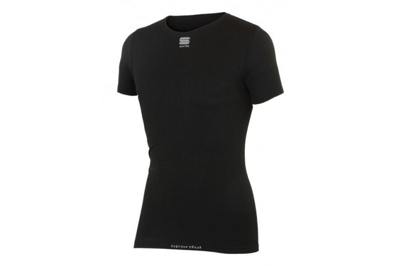 SPORTFUL funkční triko ACTIVE 100 LOW COLLAR černá