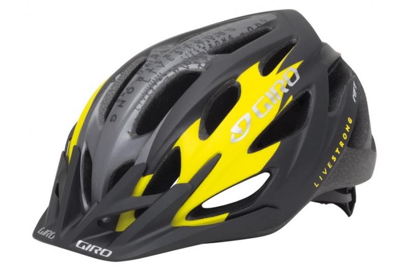 GIRO přilba Rift Matte 2016 černá/žlutá