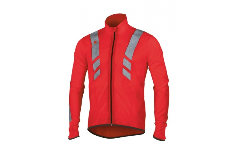 SPORTFUL bunda Reflex 2 červená