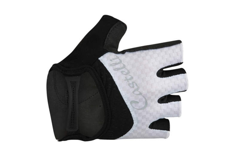 CASTELLI rukavičky dámské Arenberg Gel černá/bílá