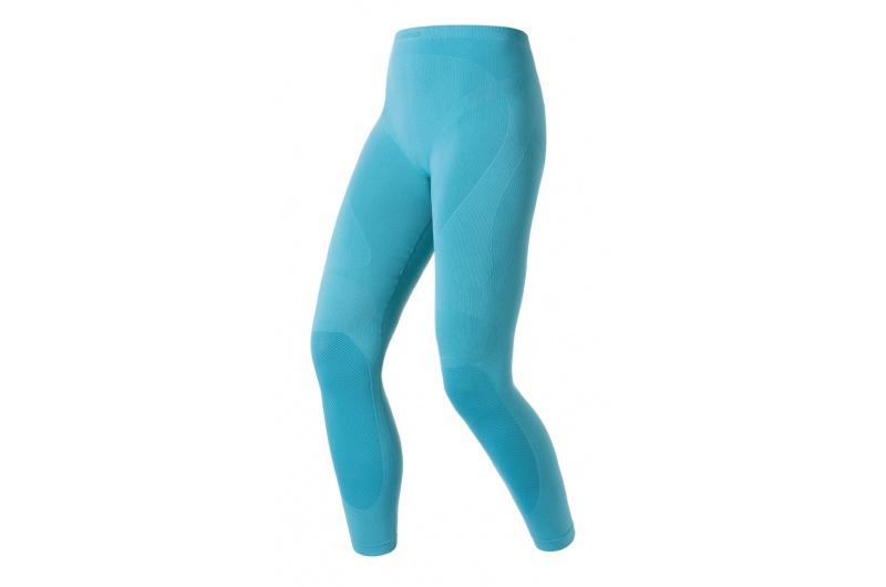 ODLO dámské funkční kalhoty dlouhé Evolution Warm modrá/černá