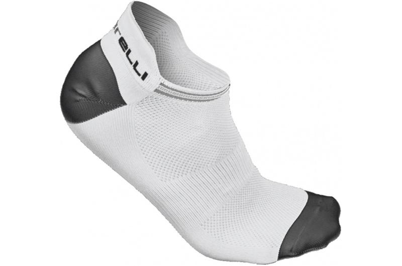 CASTELLI ponožky dámské Phanta bílá