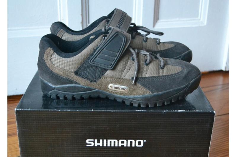 SHIMANO cyklistické tretry SH-MO38W