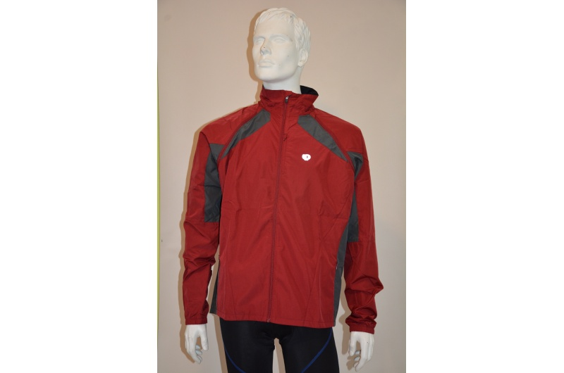PEARLiZUMi bunda/vesta pánská  Vagabond Jacket Vest červená