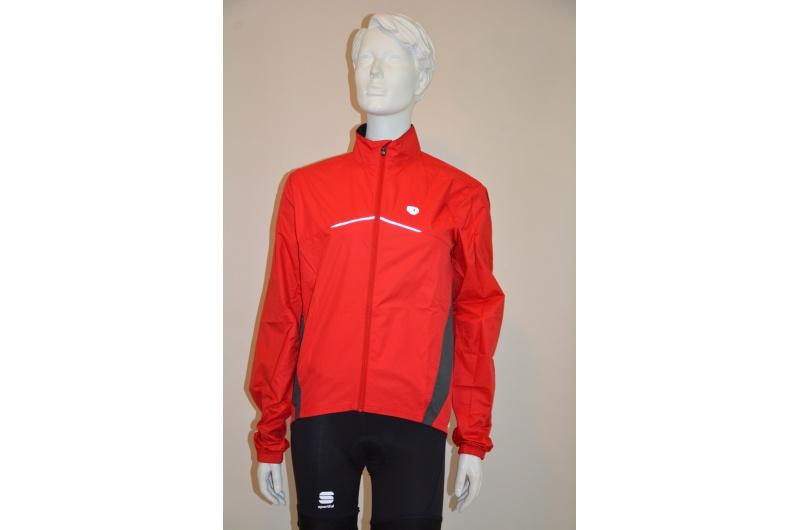 PEARLiZUMi bunda pánská Zephrr Jacket červená