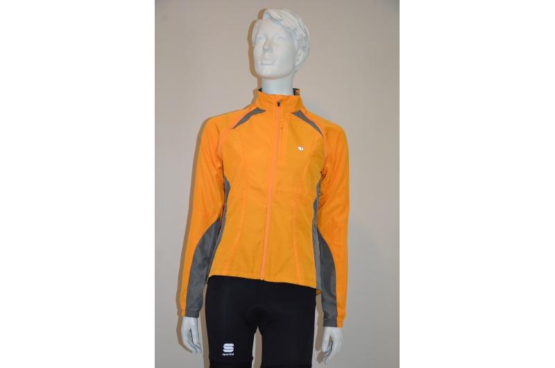 bunda/vesta dámská PEARLiZUMi Vagabond Jacket Vest oranžová