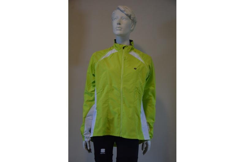 PEARLiZUMi bunda/vesta dámská  Vagabond Jacket Vest zelená/neon