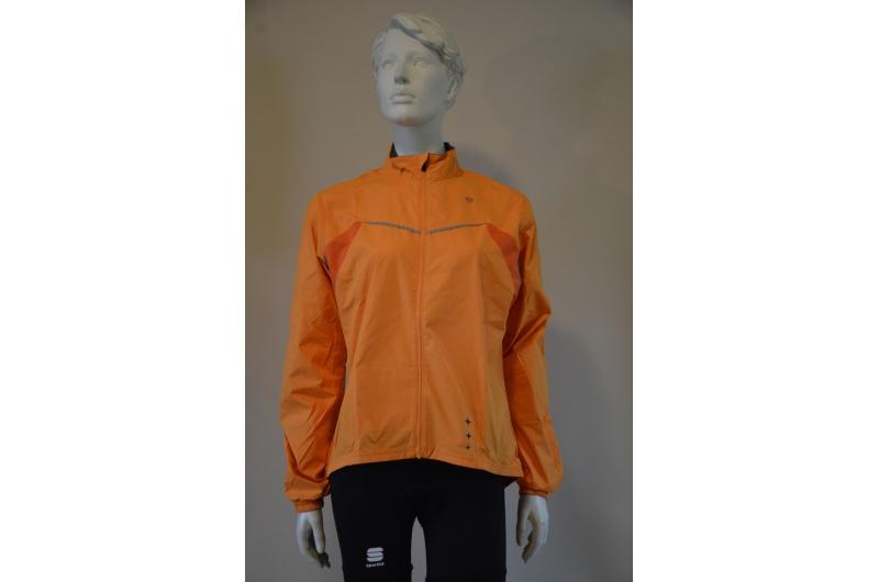 PEARLiZUMi bunda dámská Whisper Jacket oranžová