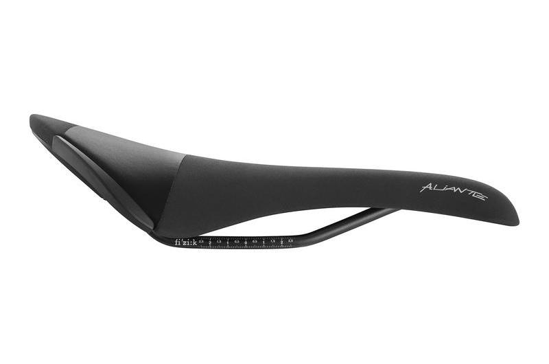 FIZIK Aliante R3 K:ium - Black/Black/White - REGULAR