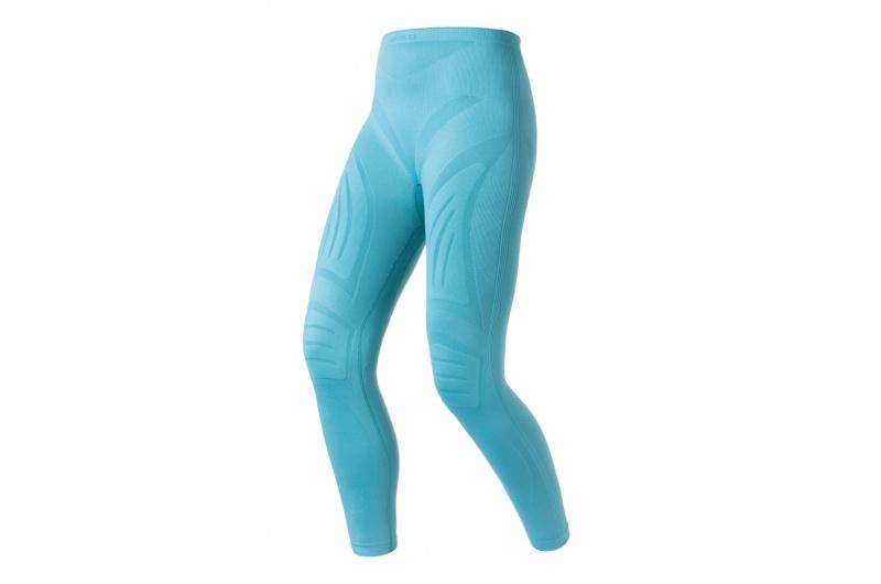 ODLO dámské funkční kalhoty dlouhé Evolution XWarm BÍLÁ