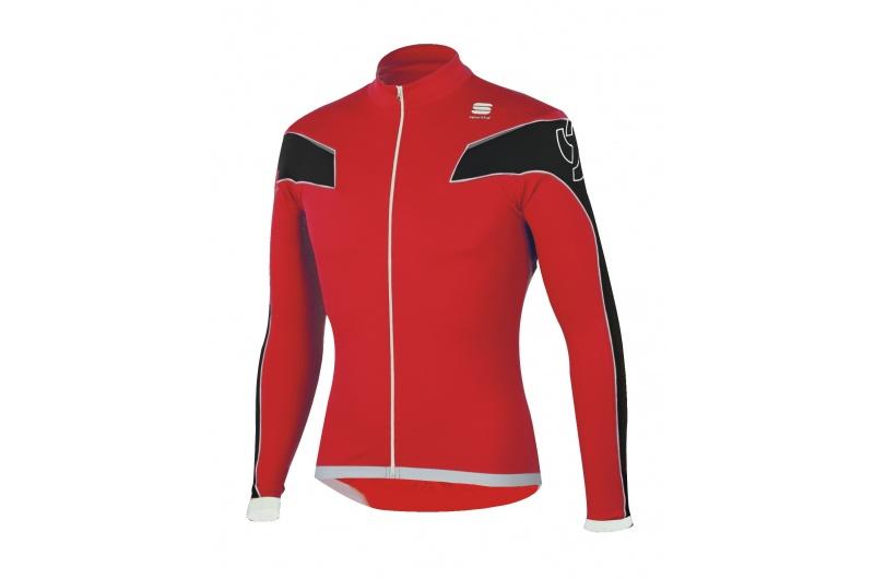 SPORTFUL dres dlouhý rukáv UV Long sleeve červená