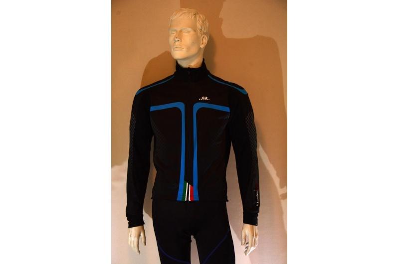 GSG bunda SCHIELD černá/modrá