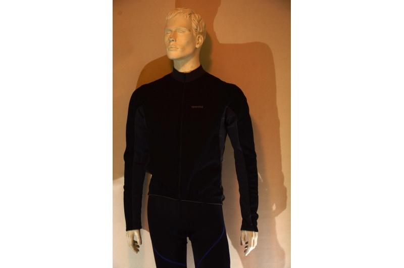 SPORTFUL dres dlouhý rukáv MOVE II JERSEY černá