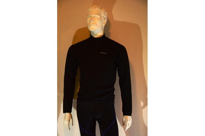 SPORTFUL dres dlouhý rukáv SOLID černá